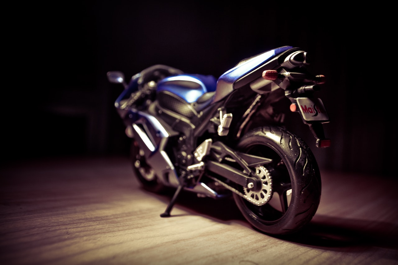 a motorbike toy/Cool LED Gadgets