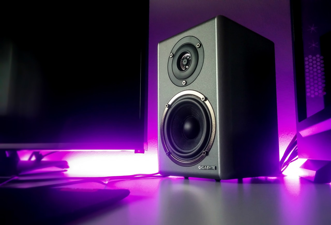 a studio speaker/Tech Speakers